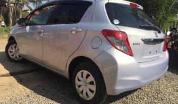 Foreign Used 2012 Toyota Vitz full
