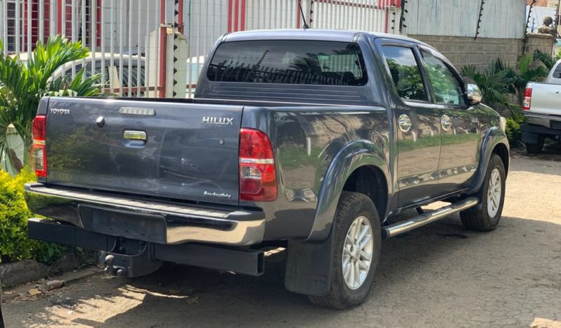 Foreign Used 2012 Toyota Hilux full