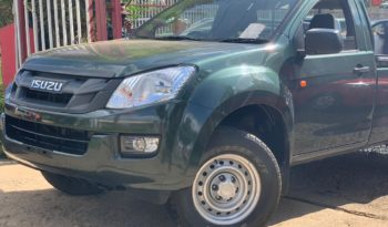 Foreign Used 2012 Isuzu D-MAX full