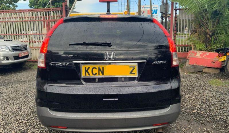 Locally Used 2012 Honda CR-V full