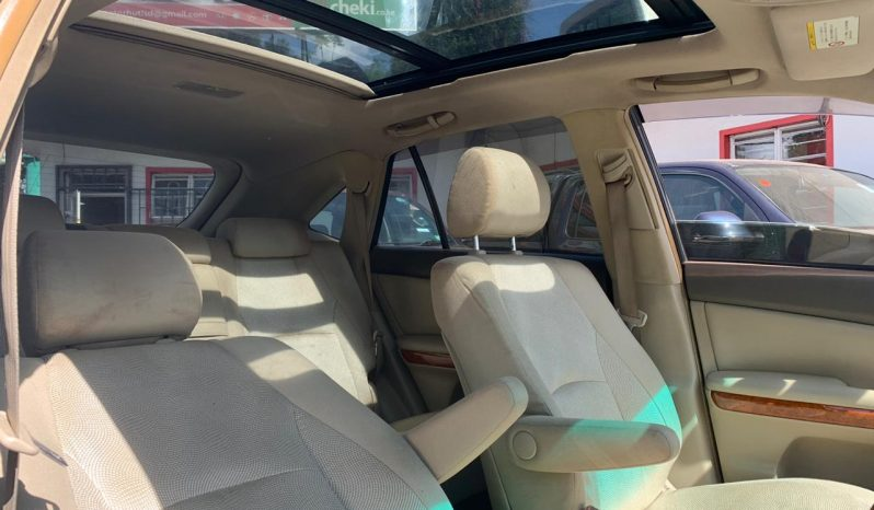Locally Used 2012 Toyota Harrier full