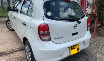 Foreign Used 2012 Nissan March full