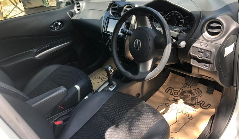 Foreign Used 2013 Nissan Note full