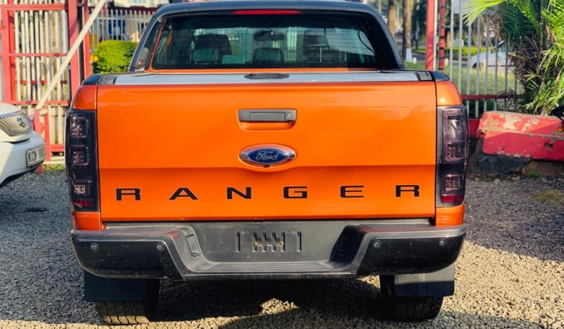 Foreign Used 2013 Ford Ranger full