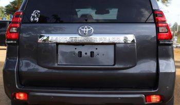 Foreign Used 2012 Toyota Land Cruiser Prado full