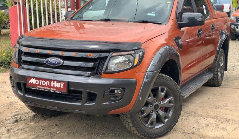 Foreign Used 2014 Ford Ranger full