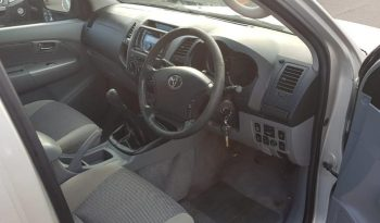 Foreign Used 2011 Toyota Hilux full