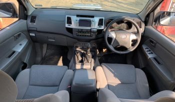 Foreign Used 2013 Toyota Hilux full