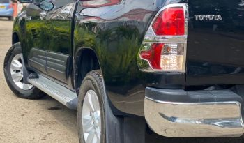 Foreign Used 2017 Toyota Hilux full