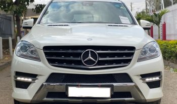 Foreign Used 2014 Mercedes Benz ML 250 full