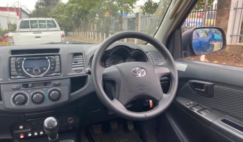 Foreign Used 2014 Toyota Hilux full