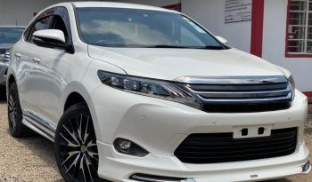 Foreign Used 2014 Toyota Harrier full