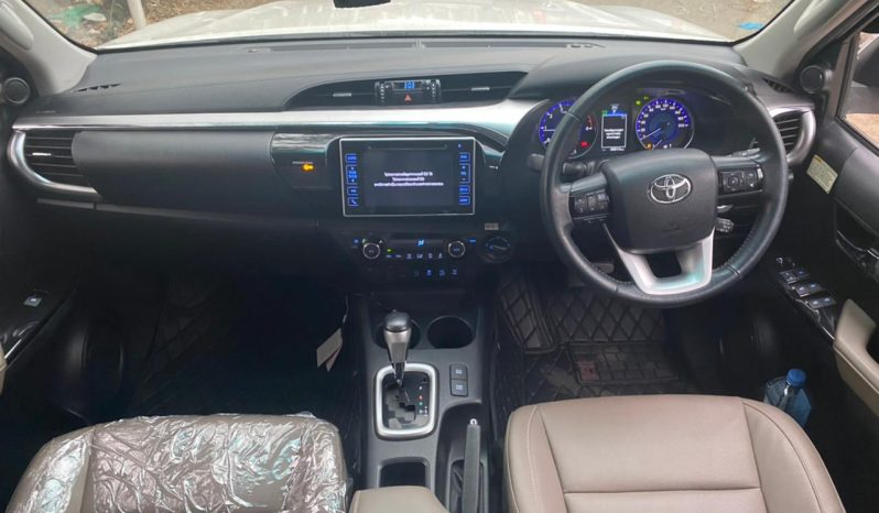 Foreign Used 2016 Toyota Hilux full